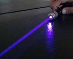 Violet Laser Pointer,100mW blue violet laser pointer