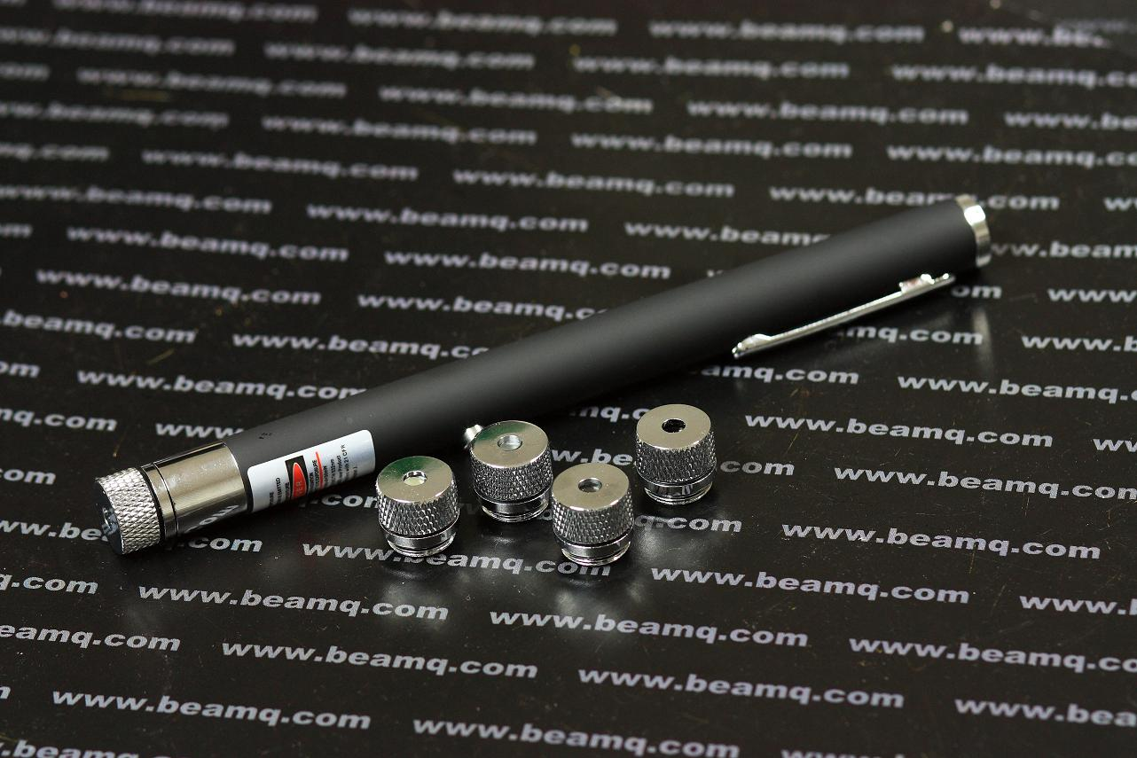 100mw Pen Laser Interchangeable Heads