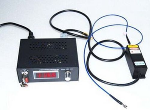 Fiber Coupled 415nm UV Solid State lasers
