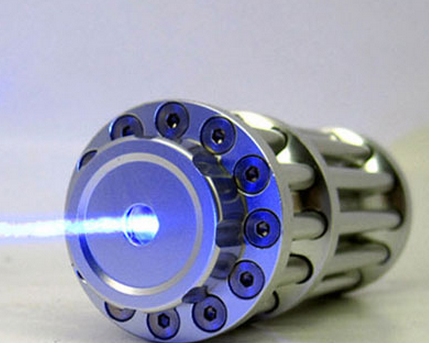 447nm 2000mW High Power Blue Laser Pointers