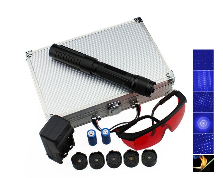 450nm 3W High-power Blue Laser Pointer