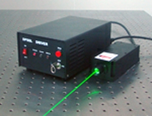 556nm Yellow Green Solid State Laser