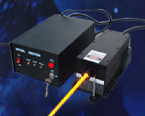 589nm DPSS Yellow Laser 100mW~3000mW