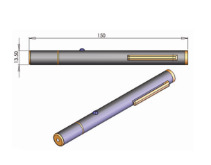 870 nm Laser Pen 870nm Laser Pointer