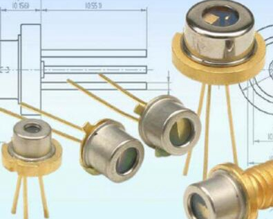High Power Pulsed Laser Diode 905D5S3J08-Series 325w