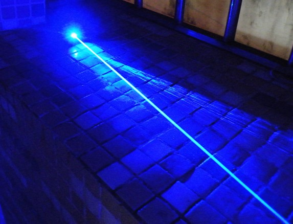 1000mw 1w 445nm Blue Laser Water Proof 445nm Blue Laser