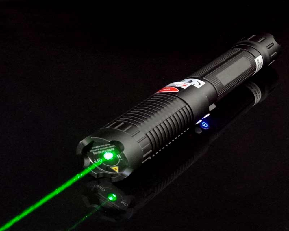 Cheap 500mW Portable Green Laser Pointer, High Quality