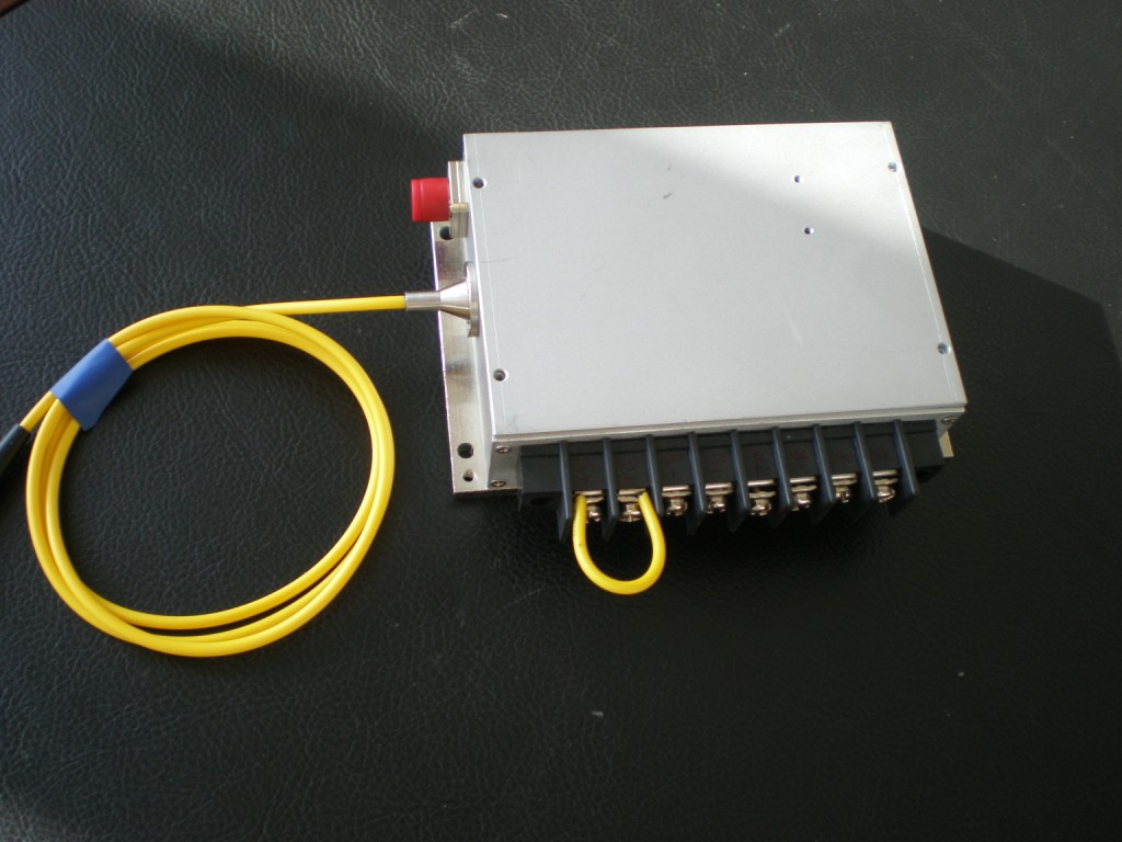 Fiber Bundled Package