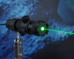 High Power 200mW Green Laser Rifle Sight - Click Image to Close