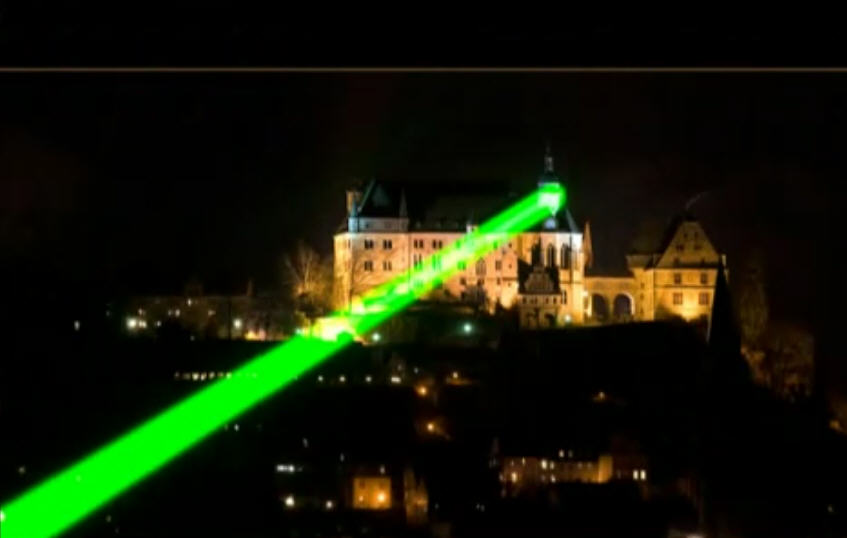 LASER ILLUMINATORS For illuminating, Hunting, Fishing, Search