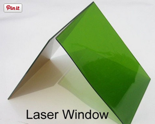 Laser Protection Window