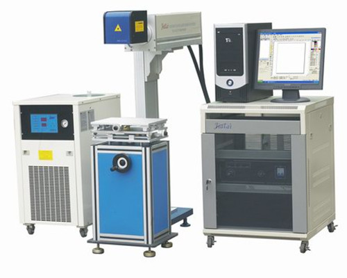 Pumped Laser Marking Machine