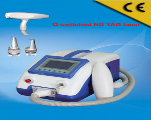 Q-Switched Laser Tattoo Removal Machine (VCH-XW-III)