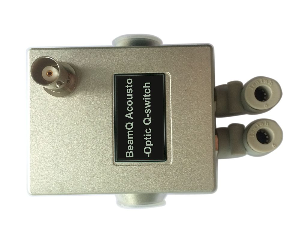 Acousto-optic Q-switch