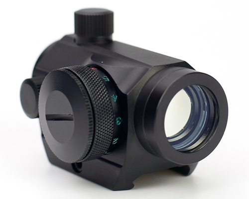 Tactical Red Green Dot Sight w/ 20mm Weaver Rail Mount