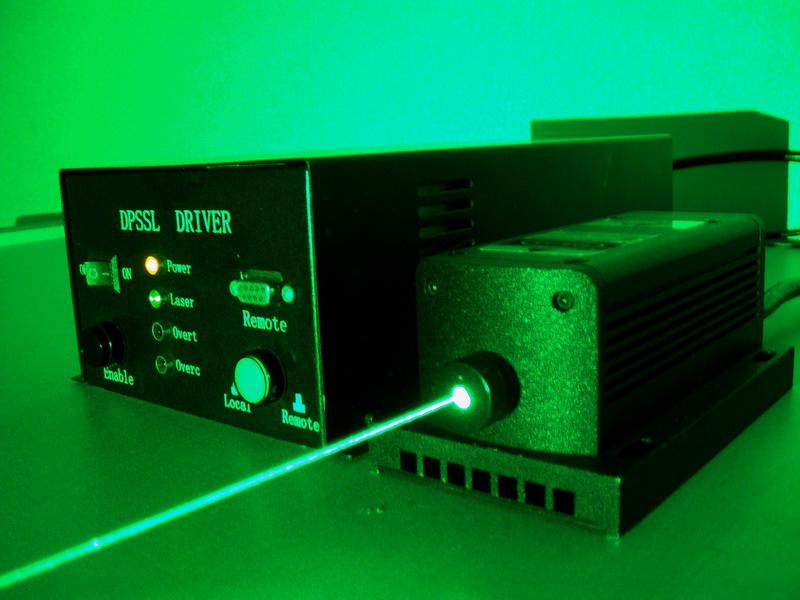 500mW LDPumped 532nm Green Laser