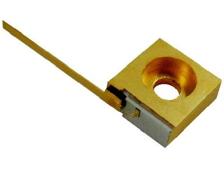 C-mount House for Laser Diodes