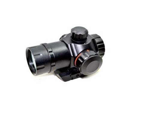 tactical Mini 1x22 Red & Green Dot Sight with 20mm Rail Mounts