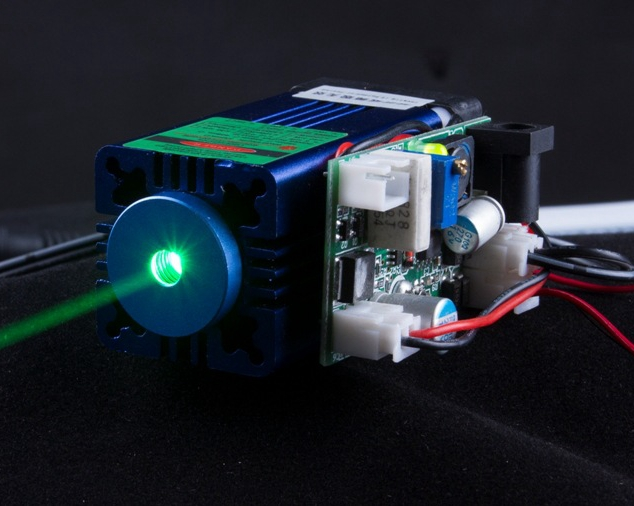 520nm Green Laser Dazzler High Power 1000mW Output
