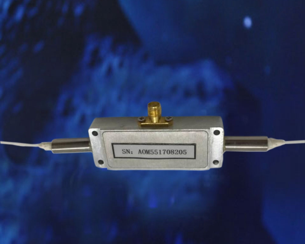 1064nm Fiber-coupled Acousto-optic Modulator