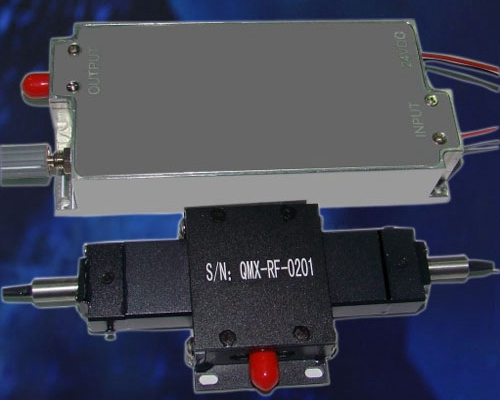 1064nm High Power Fiber-Coupled Acoustic-Optical Modulators(AOM)