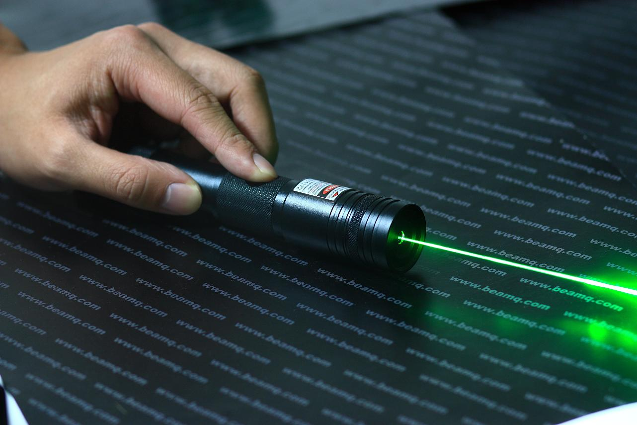 100mw Burning Green Laser Pointer