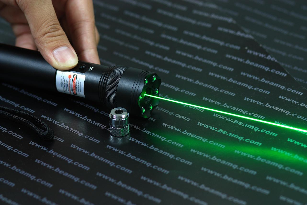 150mW Green Laser Pointer LED&Kaleidoscope