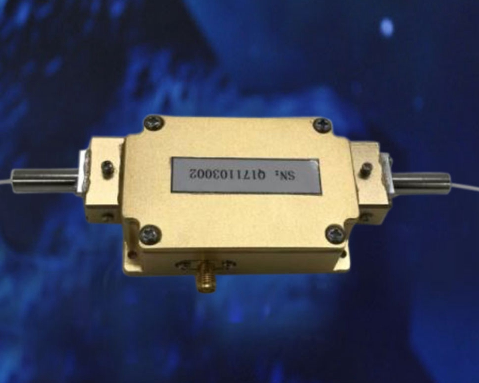 1550nm Fiber-coupled Acousto-optic Modulator