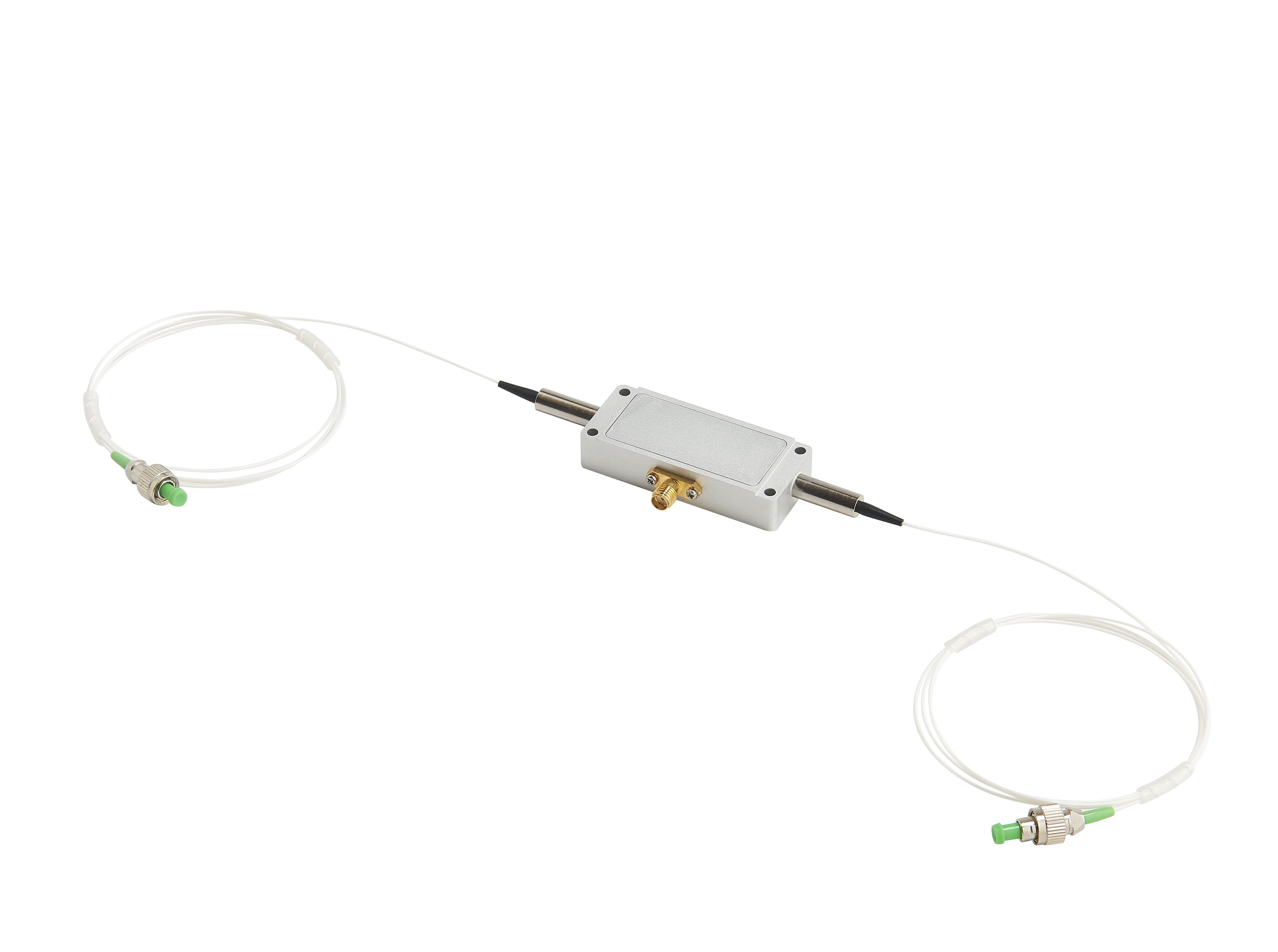 1550nm40MHz fiber-optic coupled acousto-optic modulator