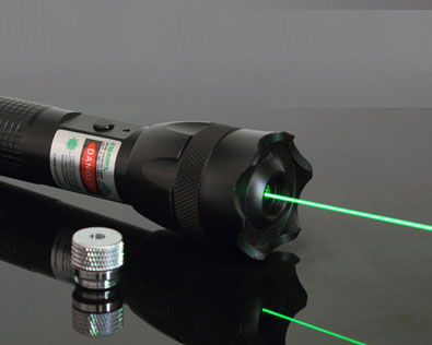 200mW Burning Green Laser Pointer