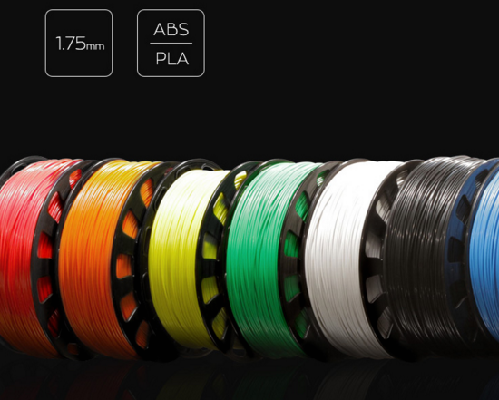 3D Printer ABS PLA Different Colors