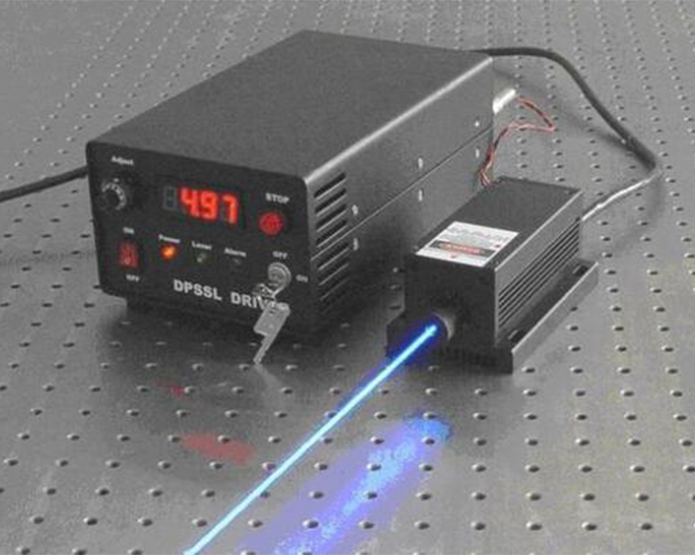 415nm Near TEM00 Laser Multi-mode 1000mW Output Power