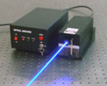 480nm Blue Solid State Laser
