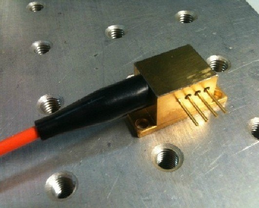 500mw 1064nm Fiber Coupled High Power Laser Diode
