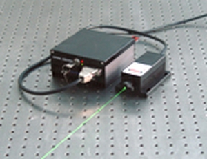 526.5nm Green Solid State Laser
