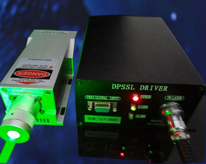 DPSS Green Laser Source 532nm 10W 10000mW Diode Laser