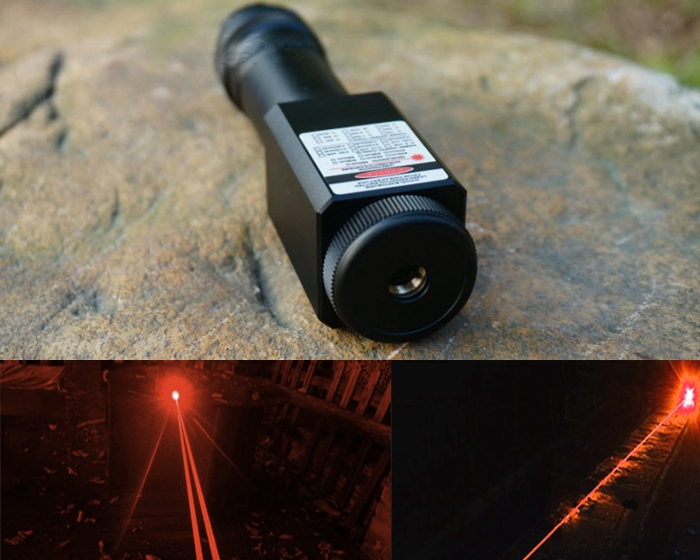 638nm 1.2W Orange Red Handheld Lasers