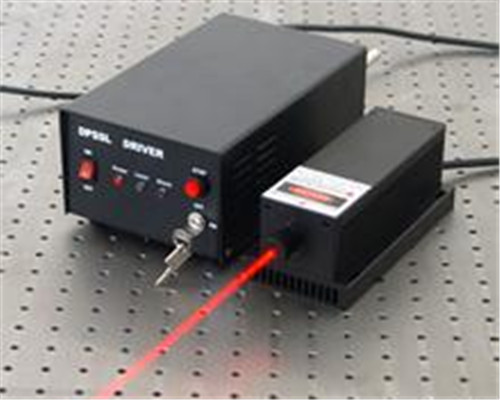 660nm DPSS Red Diode Laser 500mW