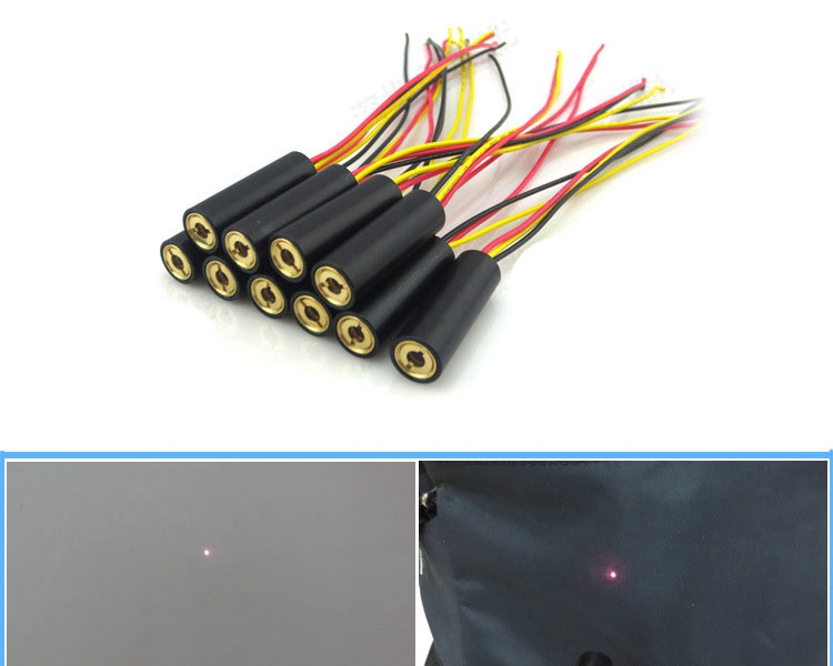 780nm Near Infrared Laser Module with TTL