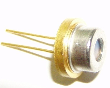 IR Infrared 808nm 1W 1000mW Laser Diode TO-5 9mm Burning Laser Diode