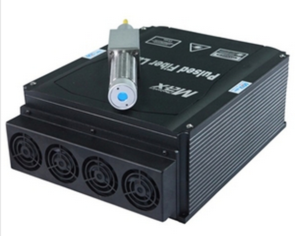 Acousto Optic Q-switch Pulsed Fiber Laser 1064nm 100W