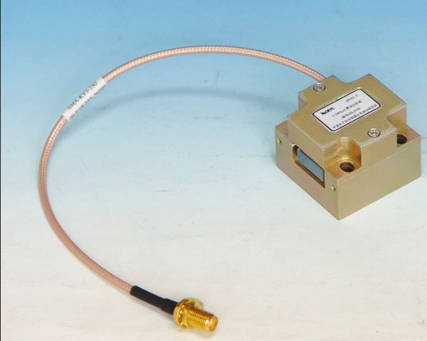 Acousto-optic Q-switch Conduction-cooled