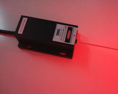 635nm DPSS Red Diode Laser 100mW - 5000mW