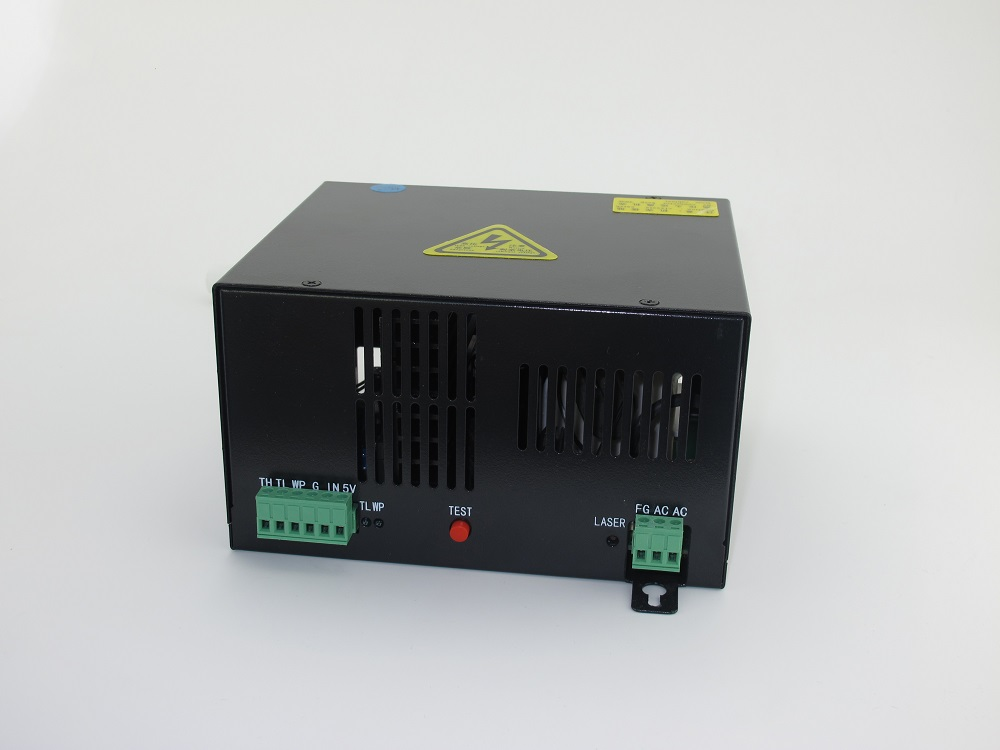 CO2 Laser Power Supply 40W-70W