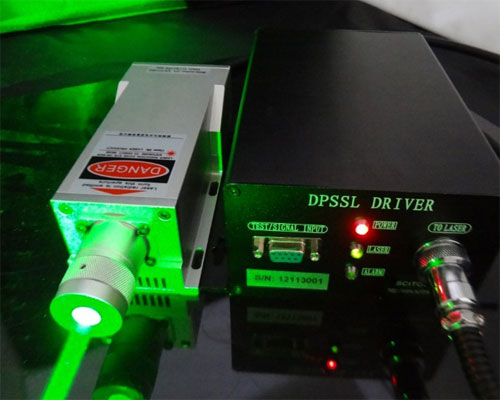 Green Laser Source 532nm for Sequencing