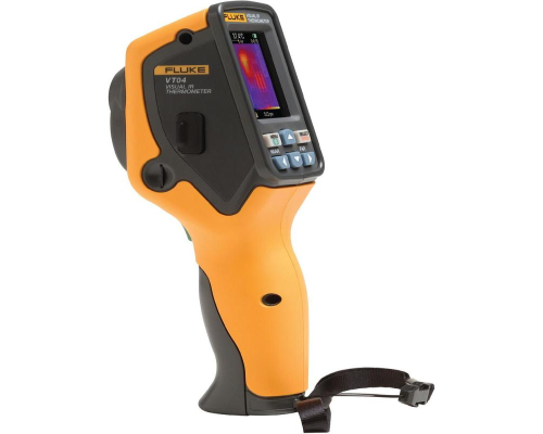 FLUKE VT04 Visual IR Thermometer Infrared Thermal Imager