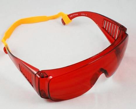 200nm-540nm Laser Safety Goggles
