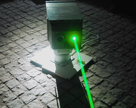 Maritime Laser Dazzlers Law Enforcement Lang Range Device for Integration