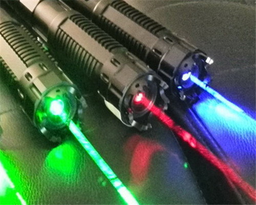 Most Powerful Violet 405nm Handheld Laser