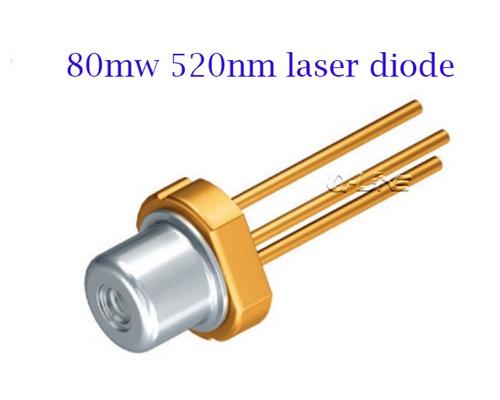 Pl520b Osram 520nm 80mw Laser Diode 3 8mm High Power